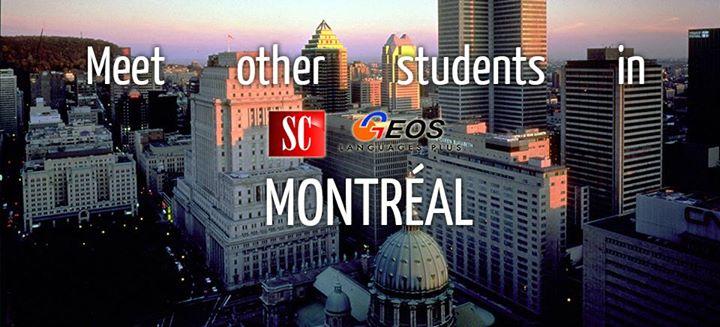 Изучение английского в Монреале в языковой школе GEOS - Расположение