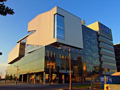 George Brown College в Онтарио - Кампус