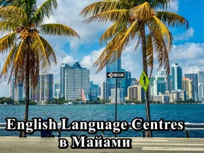 Курсы английского языка в Майами
