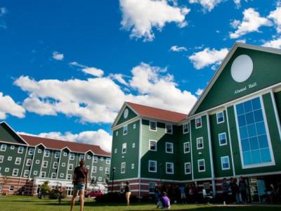 Cape Breton University - Проживание