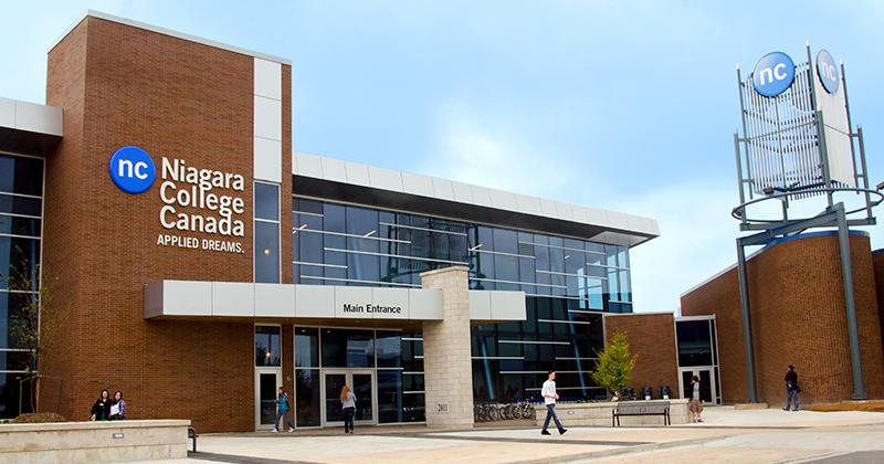 Niagara College в Онтарио