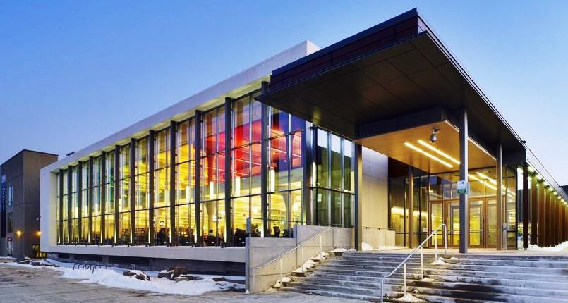 Mohawk College в Канаде