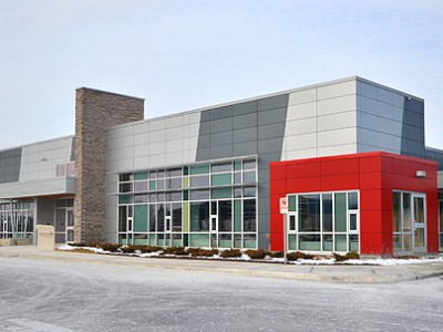 Trent University в Онтарио - Проживание