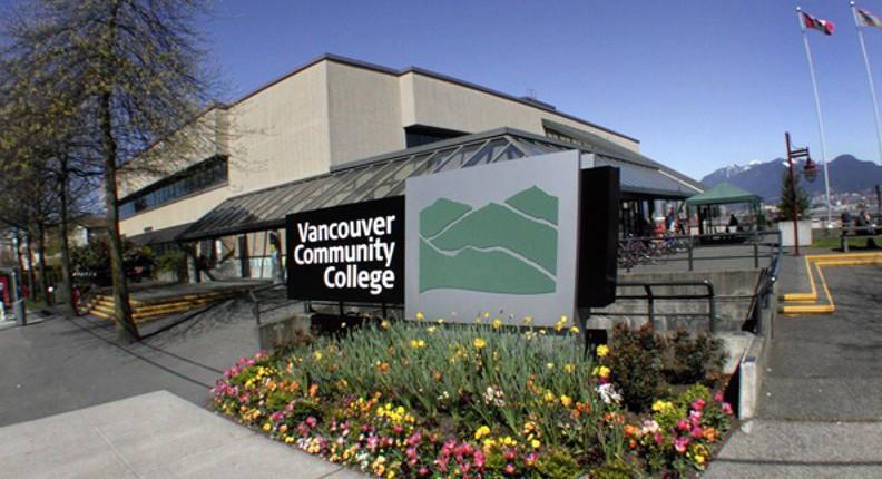 Vancouver Community College в Ванкувере