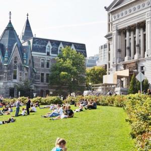 В канадских университетах растет количество иностранных студентов