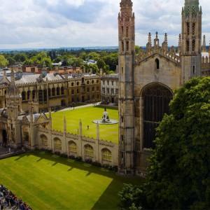 Кембриджский университет на первом месте среди вузов Англии седьмой год подряд