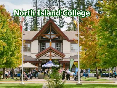 North Island College в Британской Колумбии