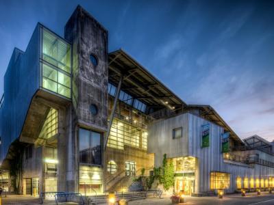 Emily Carr University of Art and Design в Британской Колумбии