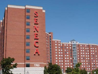 Seneca College в Онтарио - Проживание