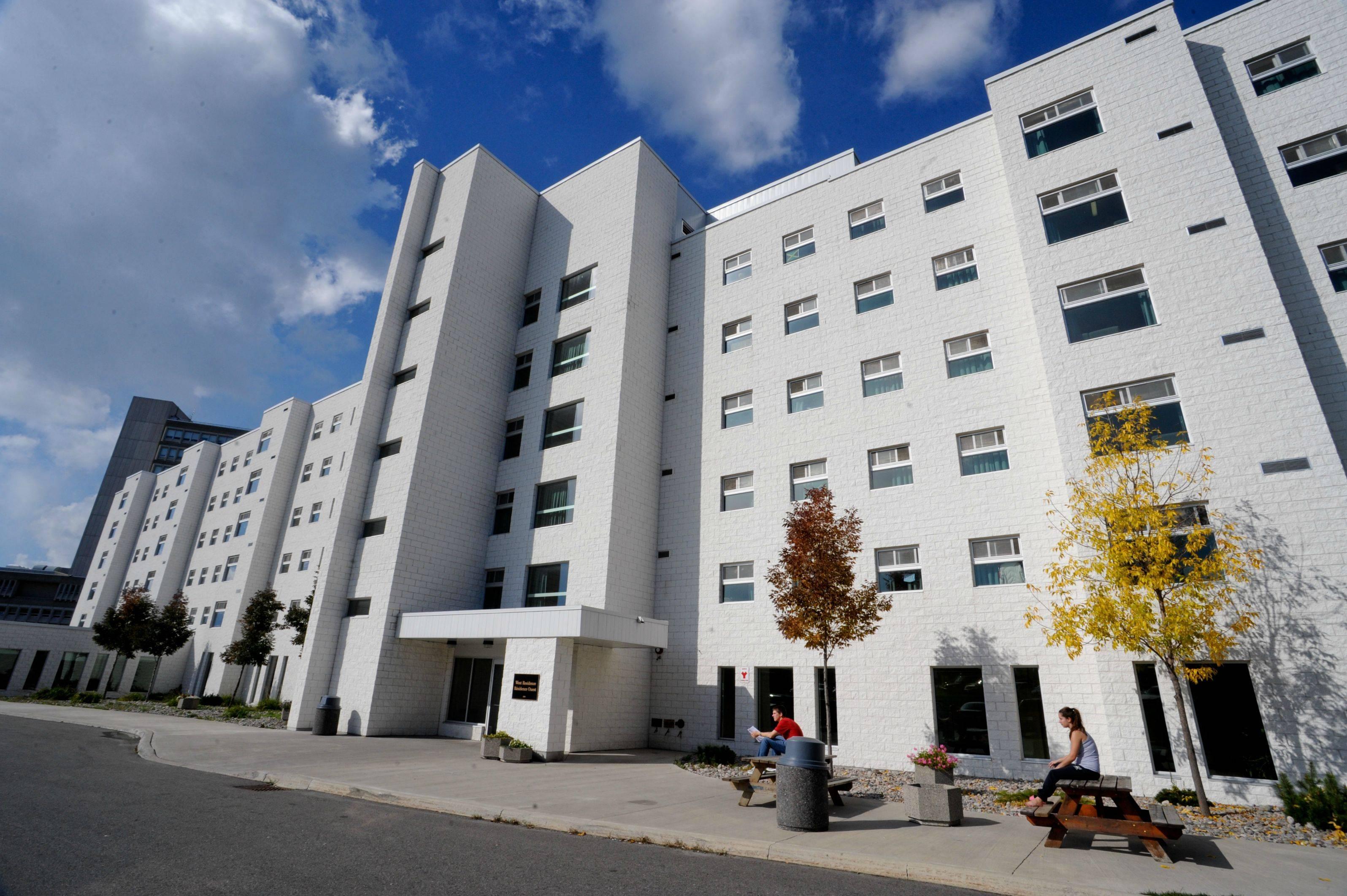 Laurentian University в Онтарио - Проживание