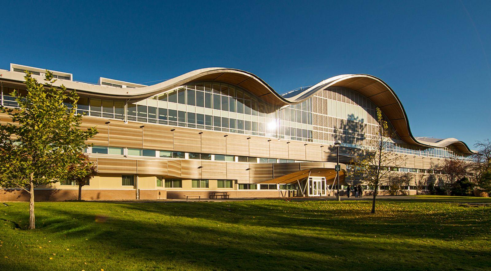 Thompson Rivers University в Канаде