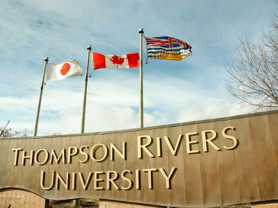 Thompson Rivers University в Британской Колумбии - Курсы английского