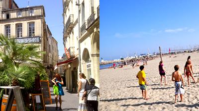Французский язык в LSF Montpellier - Досуг
