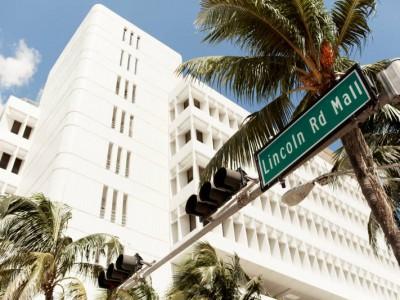 Курсы английского языка EC в Майами - Расположение