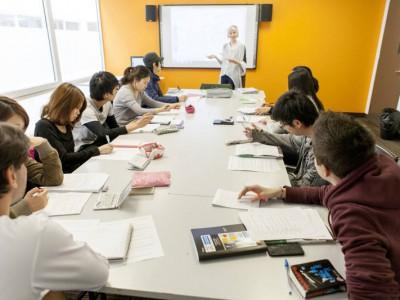 Курсы английского языка в Монреале - Подготовка к поступлению