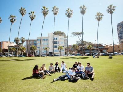 Курсы английского языка EC в Сан-Диего - Досуг