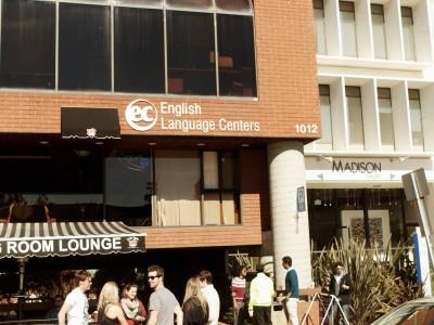 Курсы английского языка EC в Сан-Диего, США