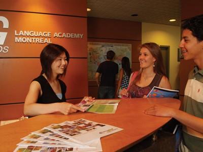 Французский в языковой школой GEOS в Монреале - DELF