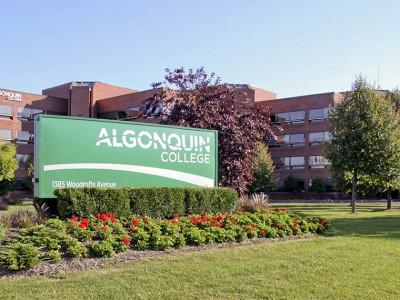 Algonquin College в Онтарио - Курсы английского