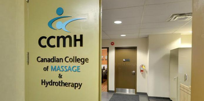 Canadian College of Massage and Hydrotherapy в Канаде