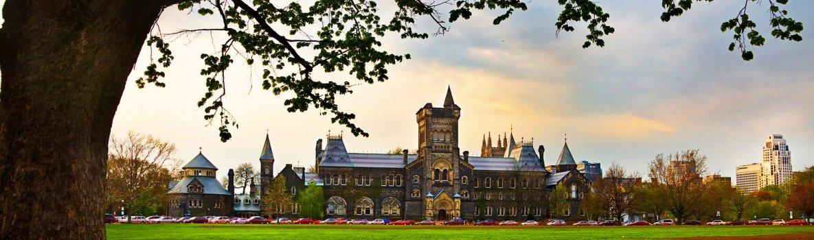 University of Toronto в Канаде