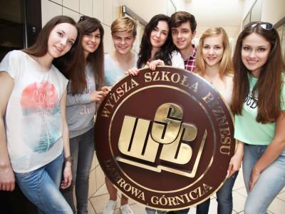 Высшая школа бизнеса в Домброве-Гурничей - Erasmus