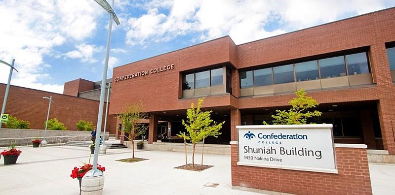 Confederation College в Канаде