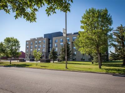 Lethbridge College в Альберте - Проживание