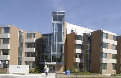 University of Toronto в Онтарио - Проживание