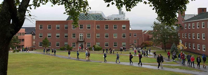 University of New Brunswick - Курсы английского