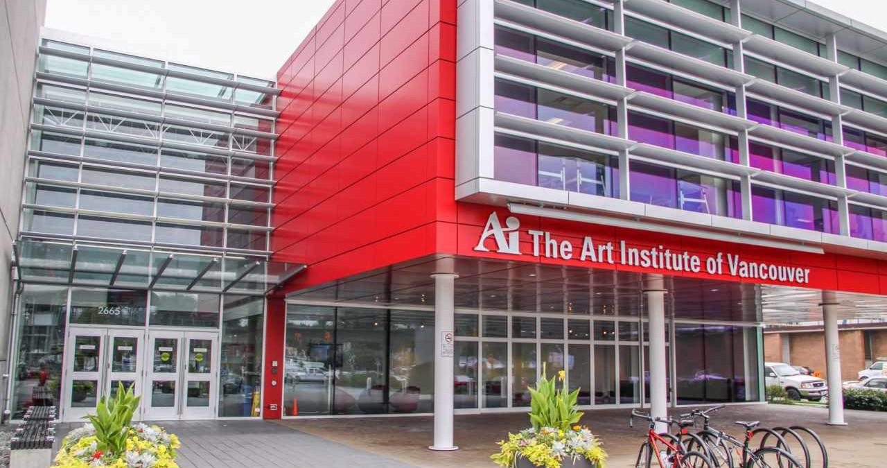 The Art Institute of Vancouver в Ванкувере