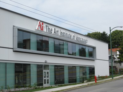 The Art Institute of Vancouver в Британской Колумбии - Проживание
