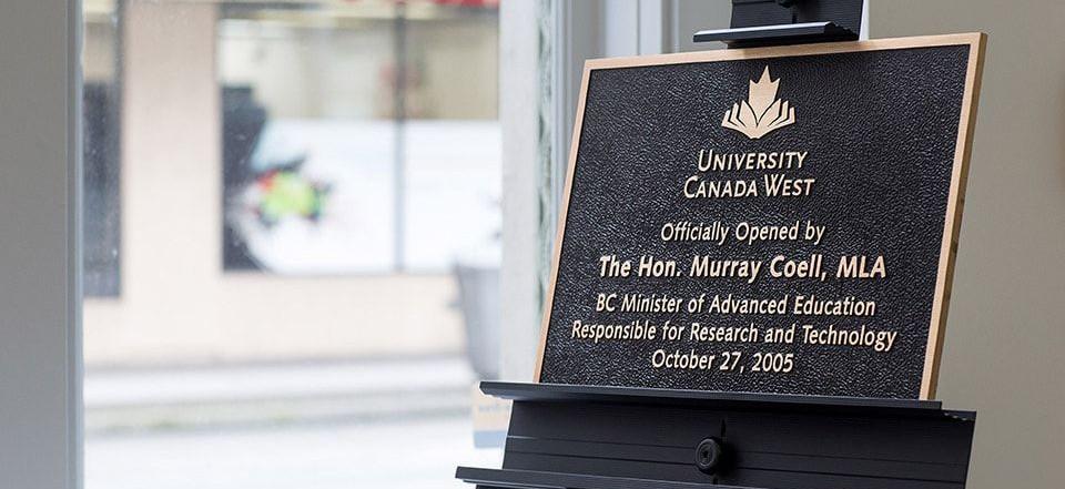 University Canada West в Ванкувере