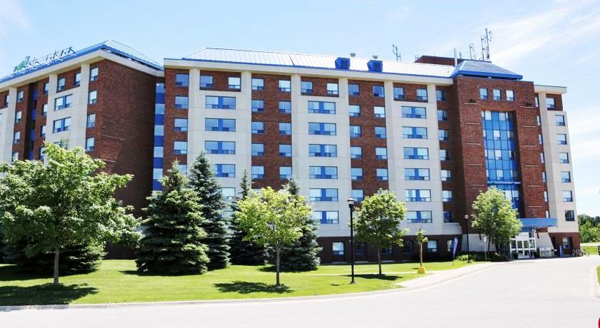 Georgian College в Онтарио - Проживание