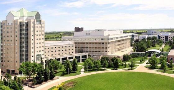 University of Regina в Канаде