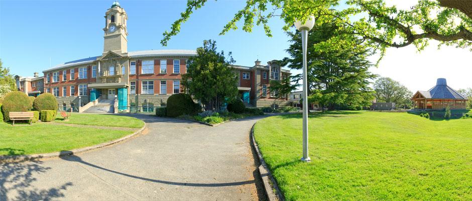 Camosun College в Канаде