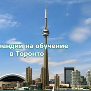 Огромные стипендии на обучение в Йоркском университете в Торонто