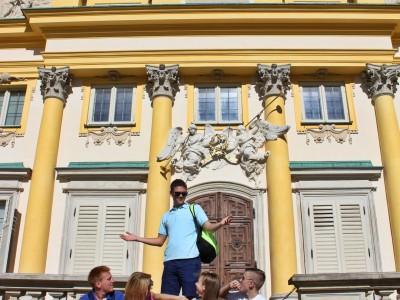 Летний языковой лагерь в Варшаве - О школе