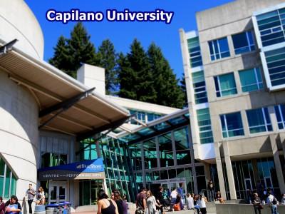 Capilano University в Британской Колумбии