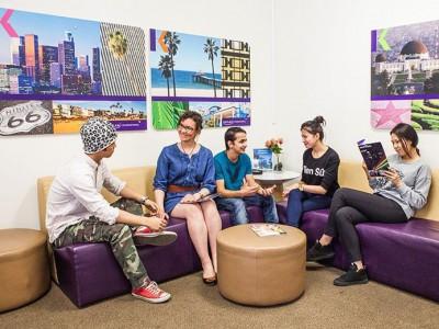 Школа английского языка Kaplan в Лос-Анджелесе - Проживание