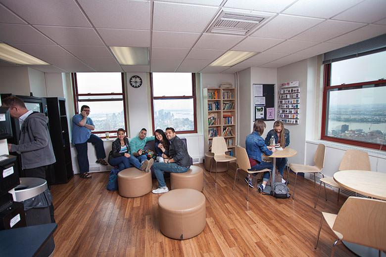 Школа английского языка Kaplan в Нью-Йорке - Досуг