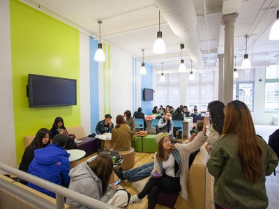 Школа английского языка Kaplan в Нью-Йорке - Проживание