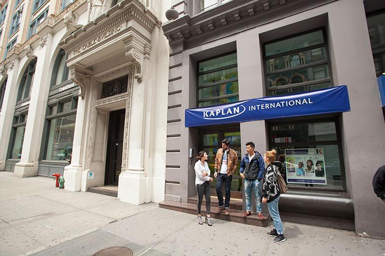 Школа английского языка Kaplan в Нью-Йорке - Расположение