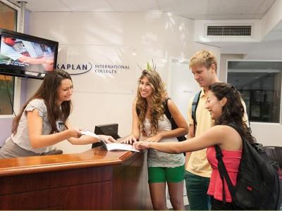 Школа английского языка Kaplan в Перте, Австралия - Расположение