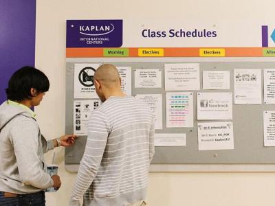 Школа английского языка Kaplan в Портленде - Курсы