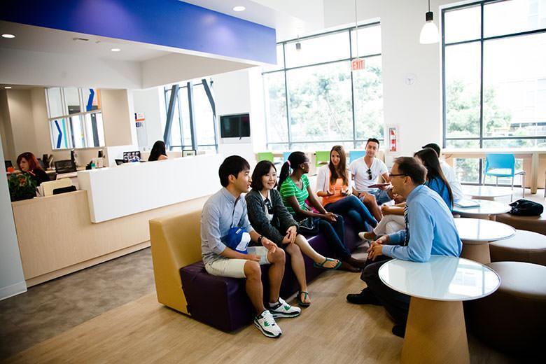 Школа английского языка Kaplan в Сан-Диего