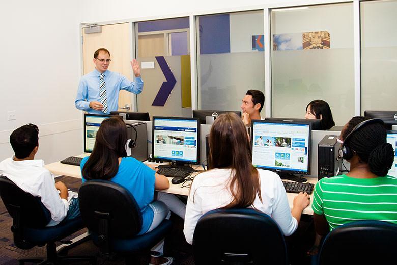 Школа английского языка Kaplan в Сан-Диего - Курсы