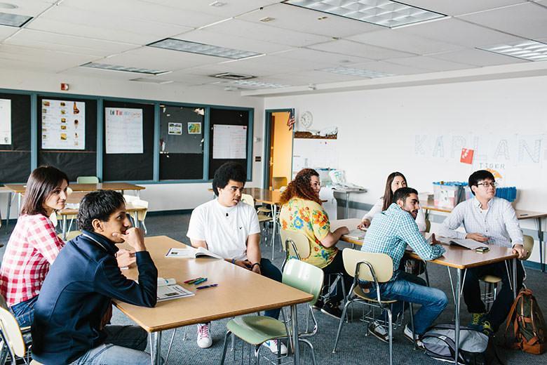Школа английского языка Kaplan в Сиэтле - Курсы