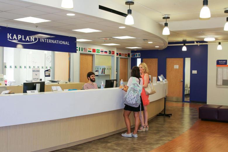 Школа английского языка Kaplan в Вашингтоне - Факты