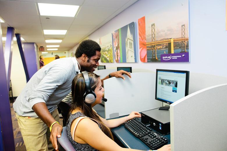 Школа английского языка Kaplan в Сан-Франциско - Курсы